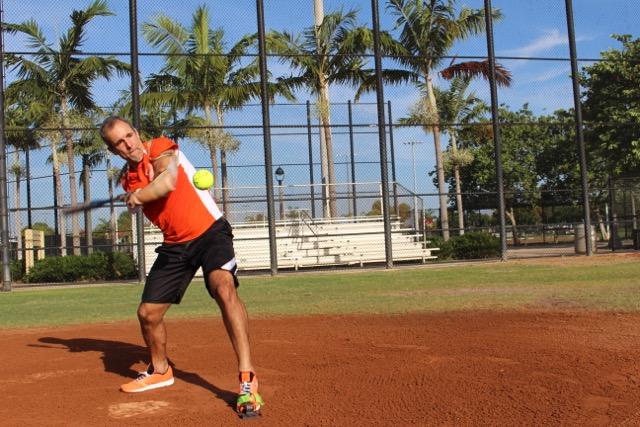 Hector Picard Develops DIY Prosthetics to Play Softball