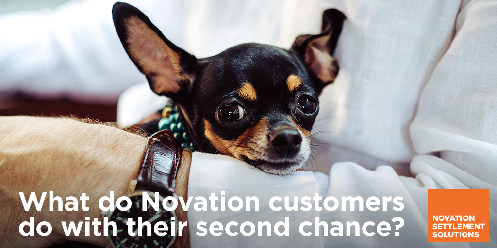 6 Ways Novation Customers Have Seized Their Second Chance