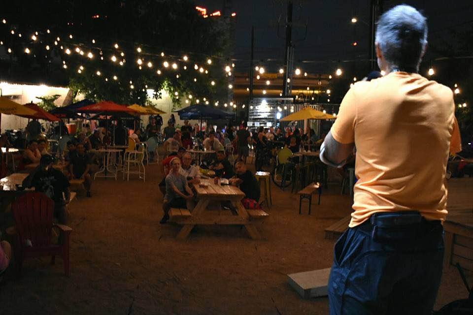 San Antonio TX stop tour to inspire hector picard