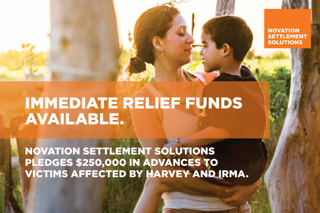 Immediate Hurricane Relief Funds Available